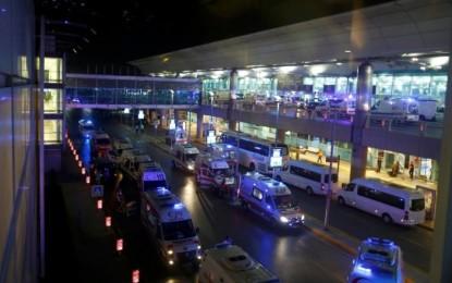 Këngëtarja shqiptare i shpëton sulmit në Stamboll (Foto)