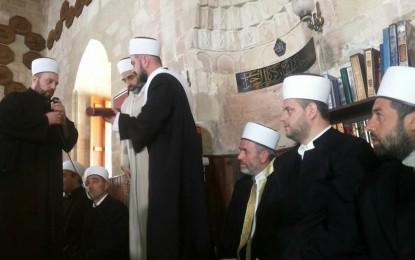 Sead Nasufoviç solemnisht zgjidhet Reis-l-Ulema i Bashkëisë Islame të Serbisë