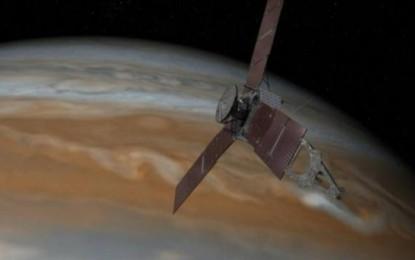 NASA udhëton në Jupiter