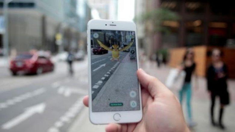 Pokemon Go përdoret dyfish më shumë sesa Facebook