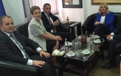Strategji e përbashkët për të ndihmuar zhvillimin dhe forcimin e shqiptarëve të Luginës