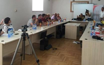 Tribunë mbi shëndetësinë dhe çështjet sociale në Luginë të Preshevës