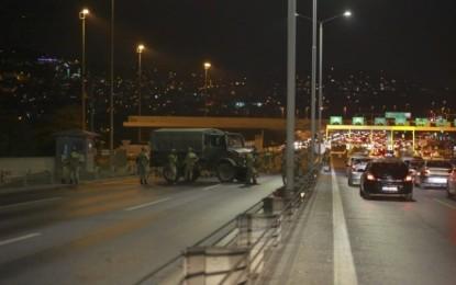 Ligji ushtarak dhe ora policore në fuqi në Turqi