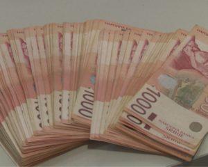 Akcionet pa pagesë, në llogari të qytetarëve rreth 8.000 dinarë
