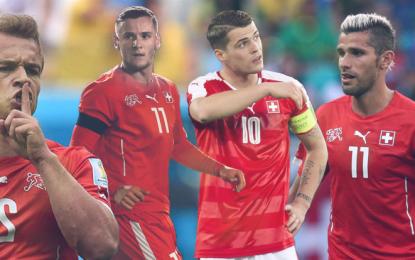 Mediat e Zvicrës gëzohen pas vendimit të FIFA-s