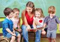 Zvicër:Fillon mësimi shqip për fëmijët e vegjël