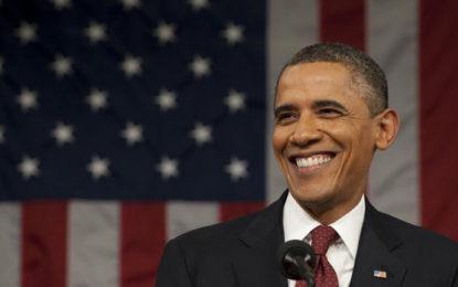 Në prag të largimit, Obama jep medaljet e Lirisë