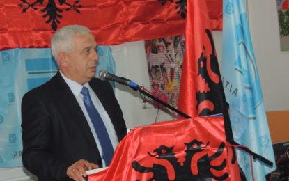Urimi i kryetarit   të  PD-së Nagip Arifi për 28 Nëntorin, Ditën e Flamurit