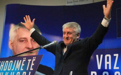 Preshevë: Ragmi Mustafa, rizgjidhet kryetar i PDSH-së