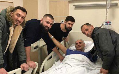 Ish-ushtari i UÇPMB-së Bajram Bajrami pas 16 viteve me sukses  kalon  operacionin(foto)