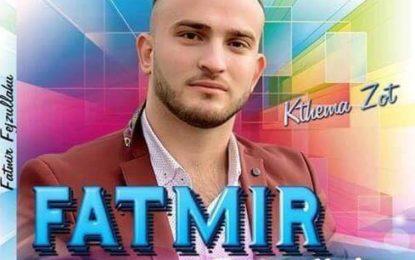 Këngëtari Tërnovcas  Fatmir Fejzullahu  sjell albumin e tij muzikor