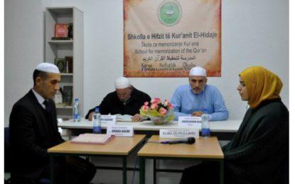 Preshevë: Nesër e shtunë  manifestim i nxënies përmendësh(hivzit) të Kur'anit   të  Elma Zejnullahut