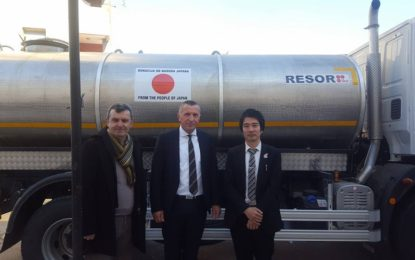 Bujanoc: Sot  soleminisht u bë pranim dorëzimi i donacionit  nga Qeveria e Japonisë