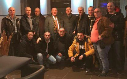 LMT në Zvicër priti  kryetarin e BL-së së Tërnocit Agim Haliti