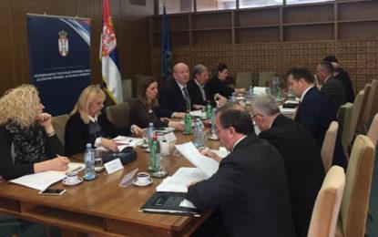 Trupi Koordinues për vitin 2017 ndan 261 milion dinarë për Bujanoc, Preshevë dhe Medvegjë