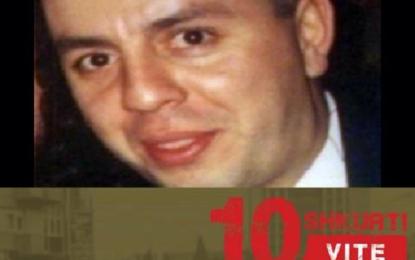 VV kujton 10 shkurtin ku humbën jetën aktivistët Arben Xheladini dhe Mon Balaj