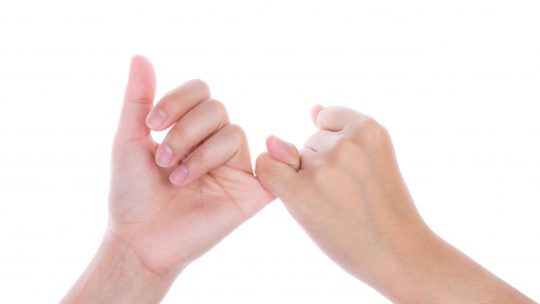 Sekretet që fsheh gishti i vogël i dorës për personalitetin tuaj