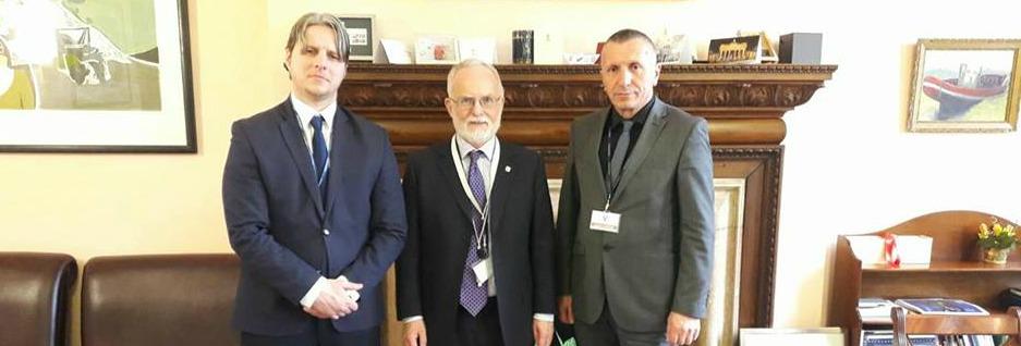Kamberi e Arifi takojnë ambasadorin e Britanisë së Madhe në Beograd, Denis Keef
