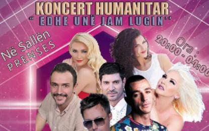 """Koncert humanitar """"Edhe unë jam Luginë"""""""
