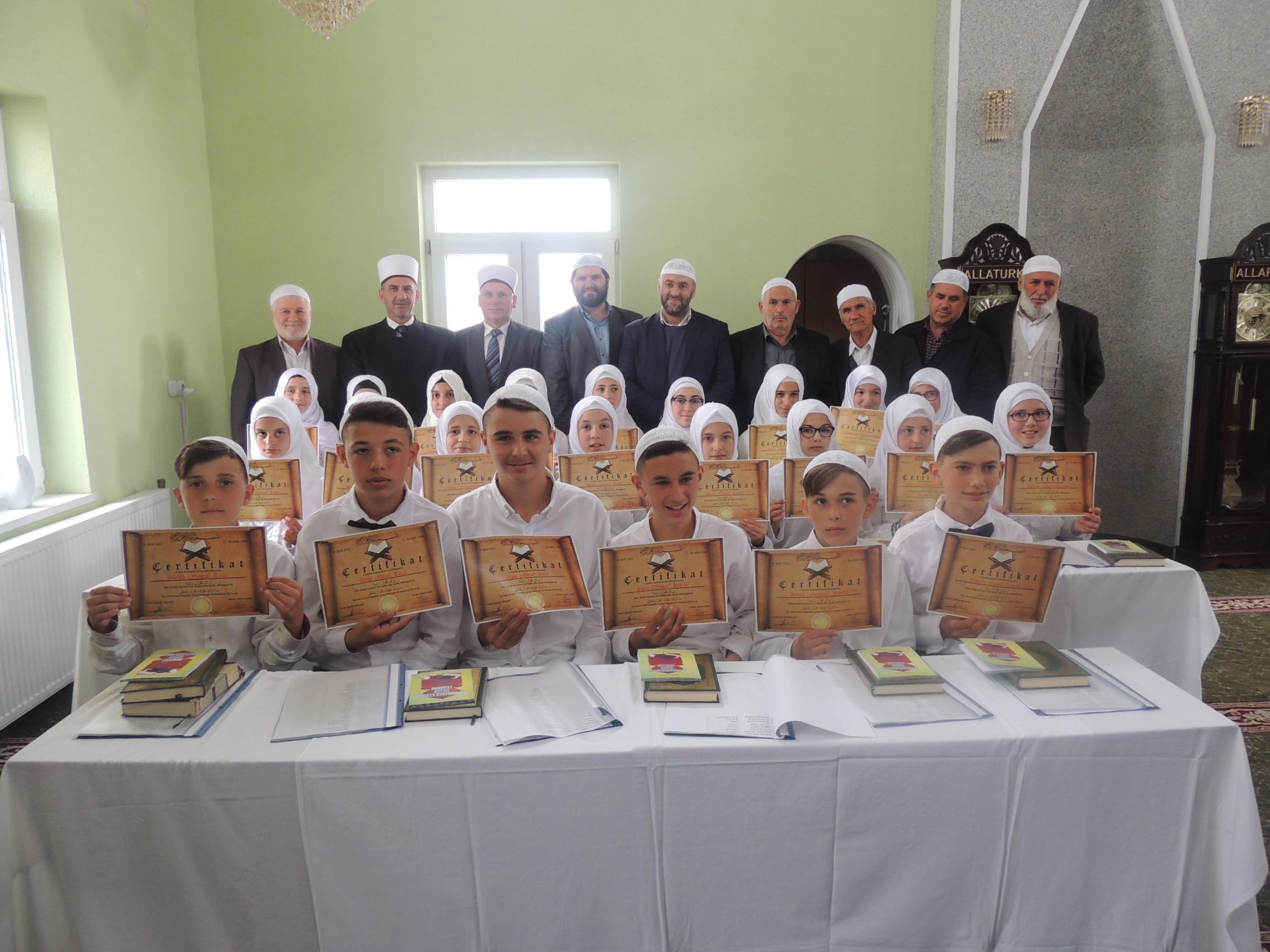 Dua e hatmes në fshatin Tërnoc të Bujanocit(foto)