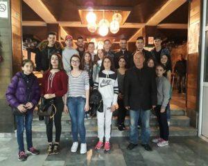 """Nxënësit e sh.f  """"Muharrem Kadriu"""" nga Tërnoci në festivalin  ndërkombëtar  në Bursa të Turqisë"""