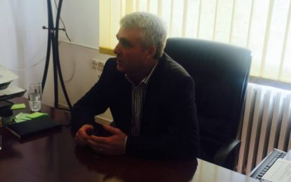 Fadil Haliti, kryeshef i ri i administrës komunale të Bujanocit