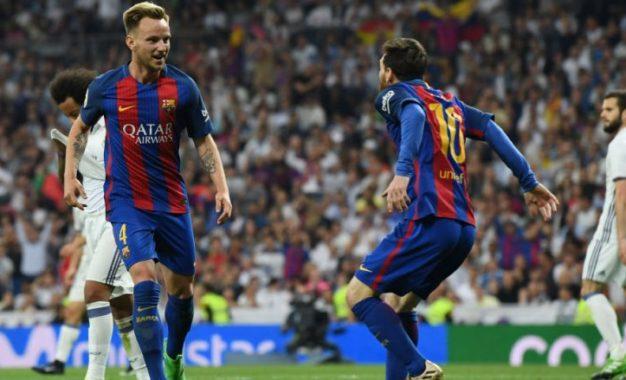 El Clasico u fitua me golin e 500-të të Messit