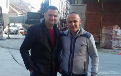 """Qenan e Aziz Maliqi pronar të kompanisë """"Agro Adria"""" dhurojnë tokë për xhami në Bujanoc"""