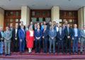 Presidenti Nishani pret një përfaqësi politikanësh dhe udhëheqësish nga Lugina e Preshevës
