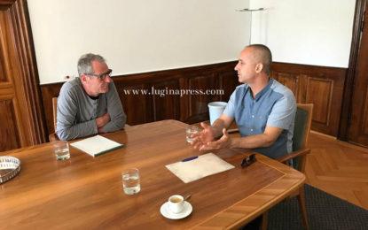 Kryetari i LMT-së në Zvicër   Luan Aqifi   është takuar me autoritete shtetërore Zvicerane