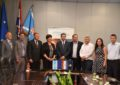 Një delegacion i Kosovës, u takua me të paren e Rijekës, znj. Marina Medariç