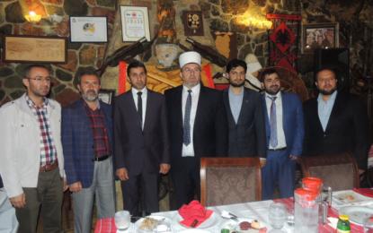 Bashkësia Islame e Kosovës shtron iftar për hoxhallarët e rajonit të anamoravës(video)