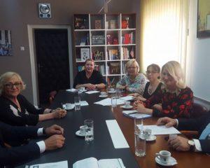 Ekspertët e komisionit faktëmbledhës të Këshillit të Evropës, qëndruan  në Bujanoc