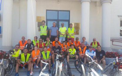 Është mbajtur Turneu i 6 tradicional i biçiklistëve të Komunës së Bujanocit