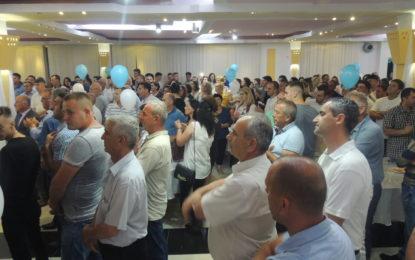Bujanoc: Partia Demokratike  shënon  6 vjetorin e themelimit të saj(video)