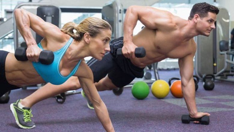 Mini-program për forcën e pjesës së mesme të trupit