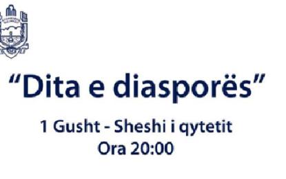 """Ja agjenda e manifestimit""""""""Dita e Diasporës"""" më 1 gusht"""