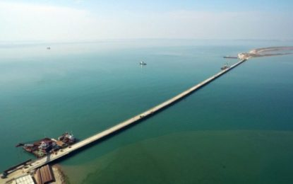 Ura gjigante që do të lidhë Krimenë me Rusinë