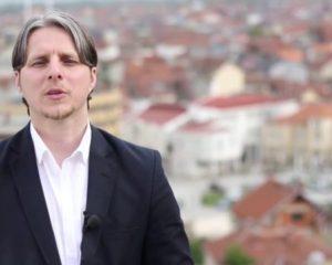 Shqiprim Arifi, kryetar i përkohshem i komunës së Preshevës (dokument)