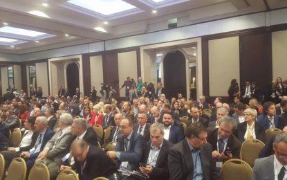 Kryetari i komunës së Bujanocit, Shaip Kamberi, morri pjesë në biznis forumin Serbi – Turqi