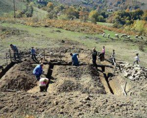 Aksion për ndërtimin e shkollës në fshatin Suharnë të Bujanocit(foto)