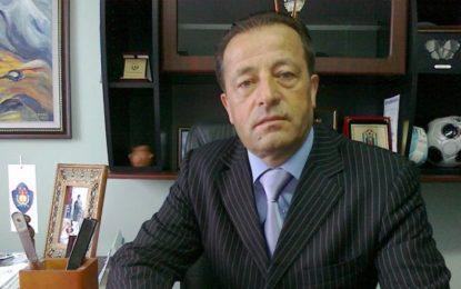 Enver Pajaziti, kryetar i Komunës së Bërvenicës (Foto)