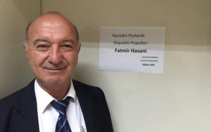Deputeti Fatmir Hasani kërkon përfshirjen e Luginës së Preshevës në bisedimet e Brukselit