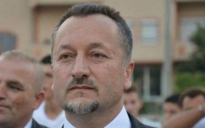 Isen Asani, kryetar i Komunës së Tearcës (Foto)
