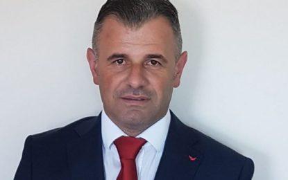 Visar Ganiu, kryetar i Komunës së Çairit (Foto)