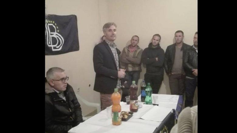 Xhemil Qamili, kryetar i komunës së Dollnenit (Foto)
