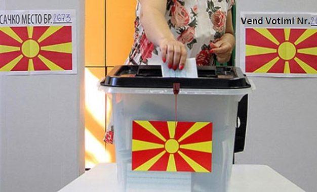 Maqedonia voton sot për pushtetin e ri lokal