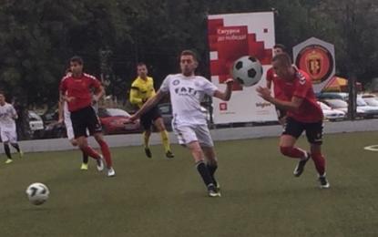 KF Tërnoci, fabrikë e lojtarëve, Dominat Ramadani fillon në superligën e Maqedonisë në u 19