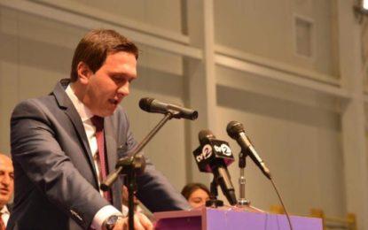 Isen Shabani, kryetar i Komunës së Vrapçishtit (Foto)