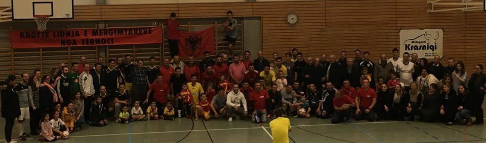 Turniri që tuboi  mërgimtarët tërnovcas  në Zvicër(foto)